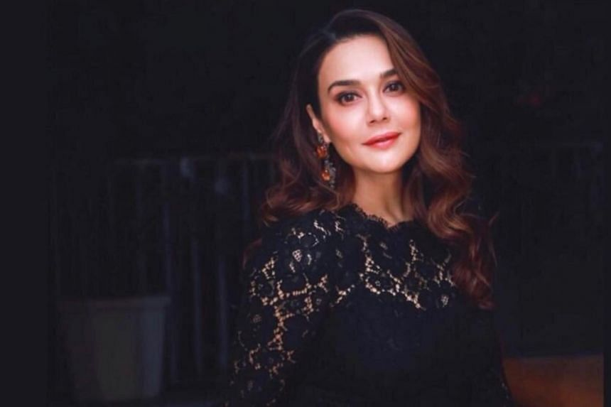 Actress Preity Zinta was accused of belittling victims after saying she wished she had faced sexual harassment on social media.