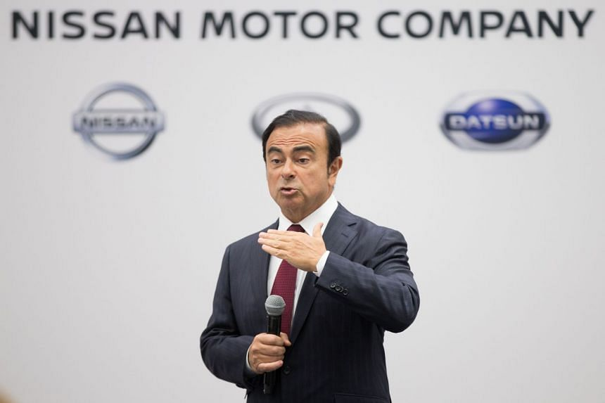 Nissan Motor chairman Carlos Ghosn, who is also chairman and CEO of Renault and chairman of Mitsubishi Motors, was arrested on Nov 19, 2018, over alleged financial misconduct.