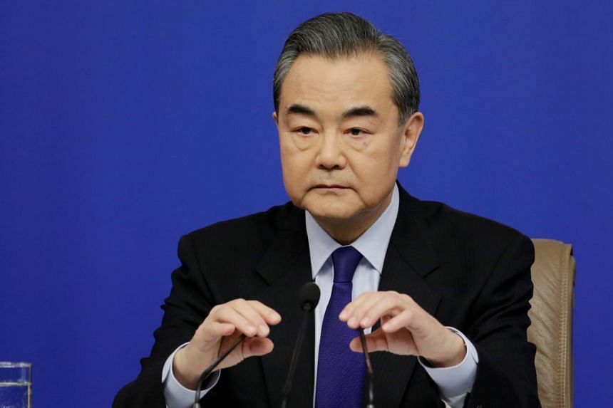 "State Councillor Wang Yi said in comments carried on the Chinese Foreign Ministry's website that the inability to reach a communique was ""by no means accidental""."