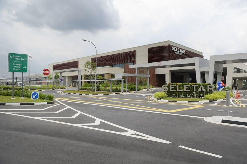 The new Seletar development is meant to provide more space for Singapore's private and business jet traffic to grow, and free up capacity at Changi Airport for larger planes.