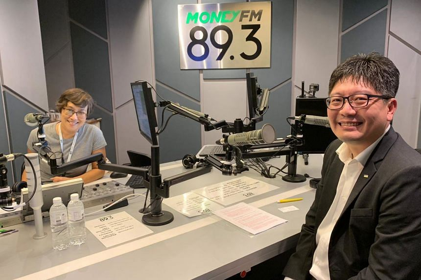 Karcher Singapore's general manager Vincent Sim stops by for Coffee with Claressa to talk about his management philosophy.