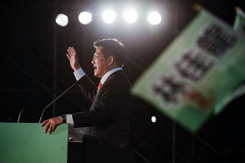 TAICHUNG: Taichung Mayor Lin Chia-lung, a rising star in the Democratic Progressive Party, has been touted as a possible candidate for the 2020 presidential race. Taichung recently overtook Kaohsiung as Taiwan's second most populous city.