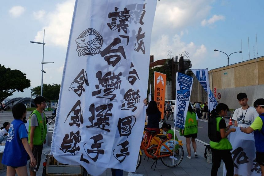 Among the issues in play is whether the island's athletes should compete as ''Taiwan'' and not ''Chinese Taipei''. This will be decided in a controversial referendum. The International Olympic Committee has warned Taiwan it could lose its right to co