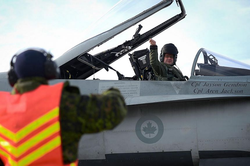 Repeated delays mean some CF-18s will have to fly until 2032, much later than expected.