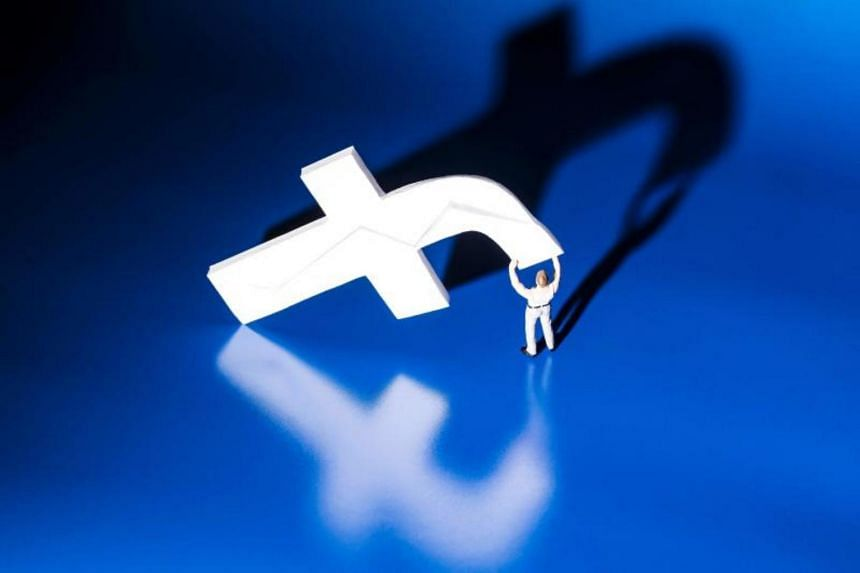 It was the second instance in the past two weeks where technical issues appeared to affect access to Facebook.