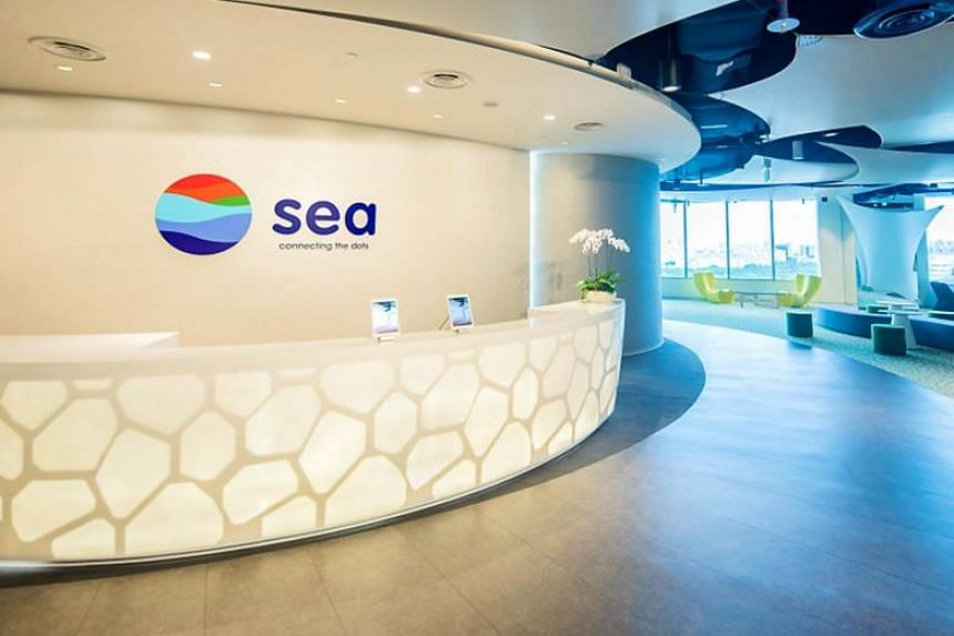 Sea has been struggling to keep its footing since going public in October 2017.