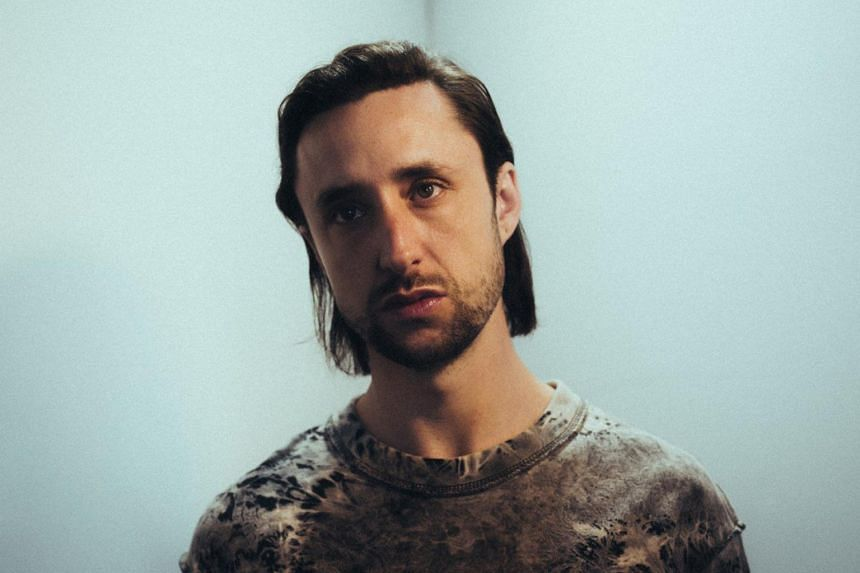 Tom Krell, also known as How To Dress Well, is a 34-year-old musician from Boulder, Colorado.