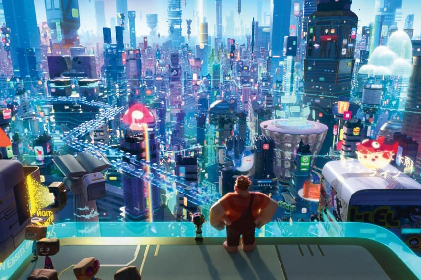 Ralph Breaks The Internet: Wreck-It Ralph 2 brings in all the elements that clicked in the 2012 original with an update.