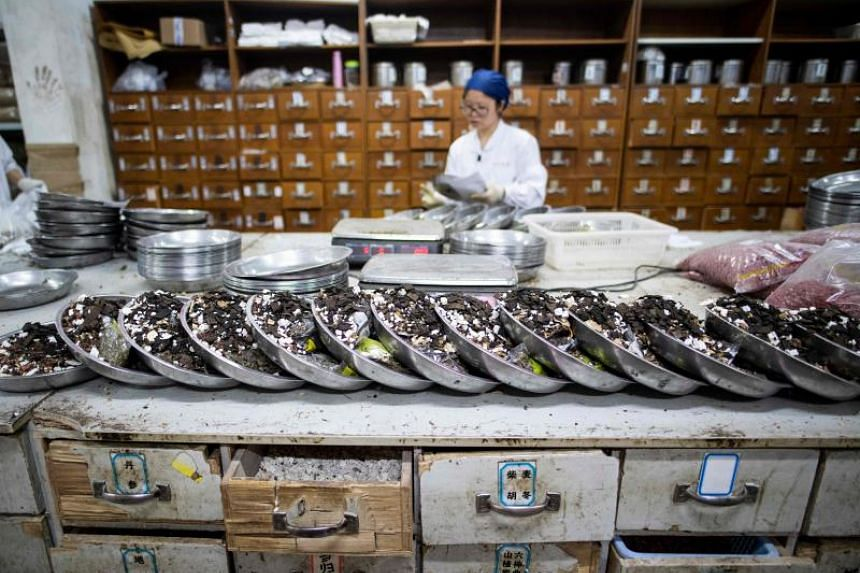 Traditional Chinese medicine is deeply rooted in China, and remains popular despite access to Western pharmaceuticals.