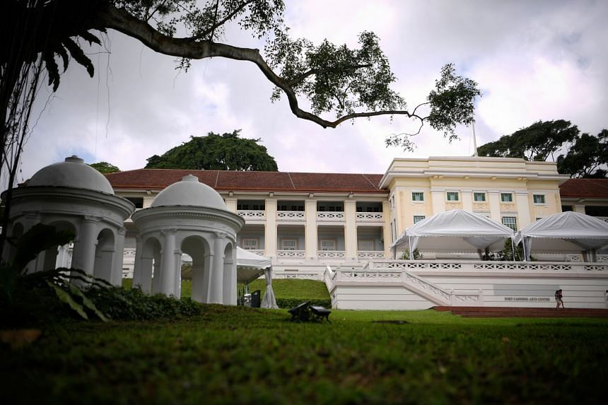 The road will be expunged to connect Fort Canning Park's Farquhar Garden and Fort Canning Green seamlessly.