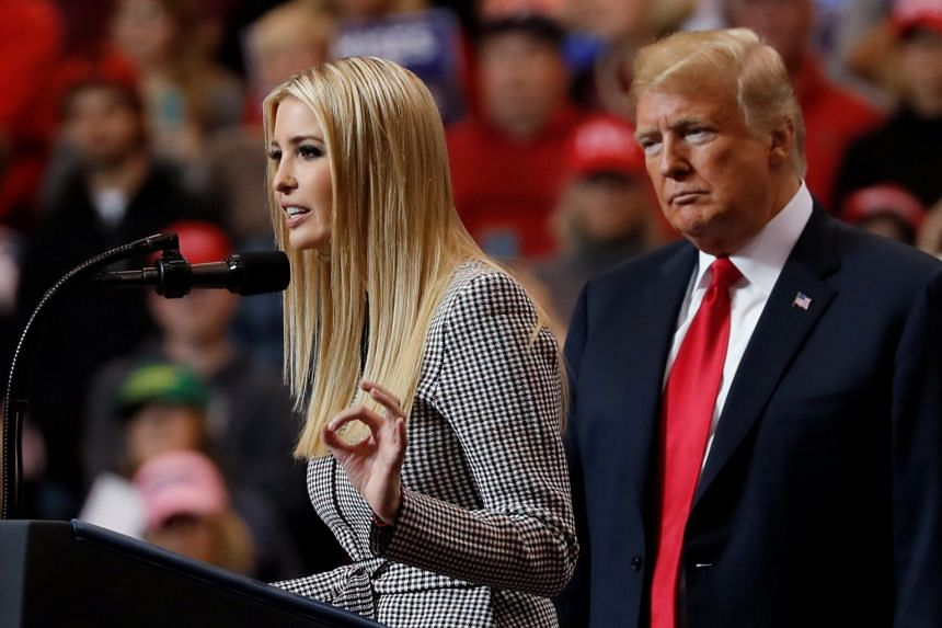 Donald Trump's vigorous defence of Ivanka Trump did little however to appease lawmakers on both sides of the aisle who announced plans to investigate whether she had violated federal records rules.