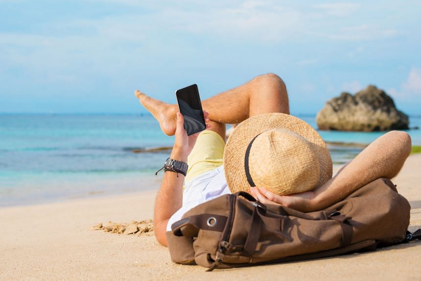 Many flagship smartphones are waterproof, but if you plan to go to the beach, store your device in a resealable plastic bag to prevent sand from damaging it.