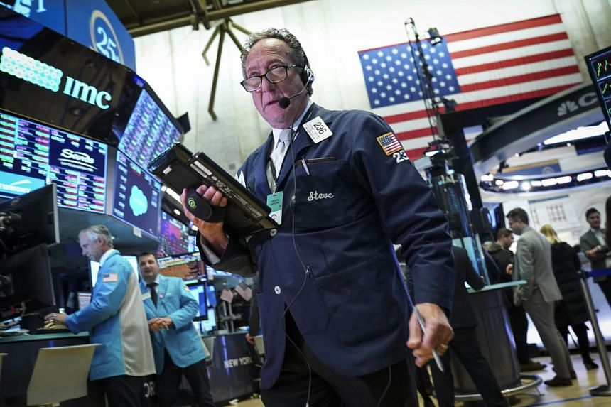 United States stocks take sharp losses as tech, internet companies drop