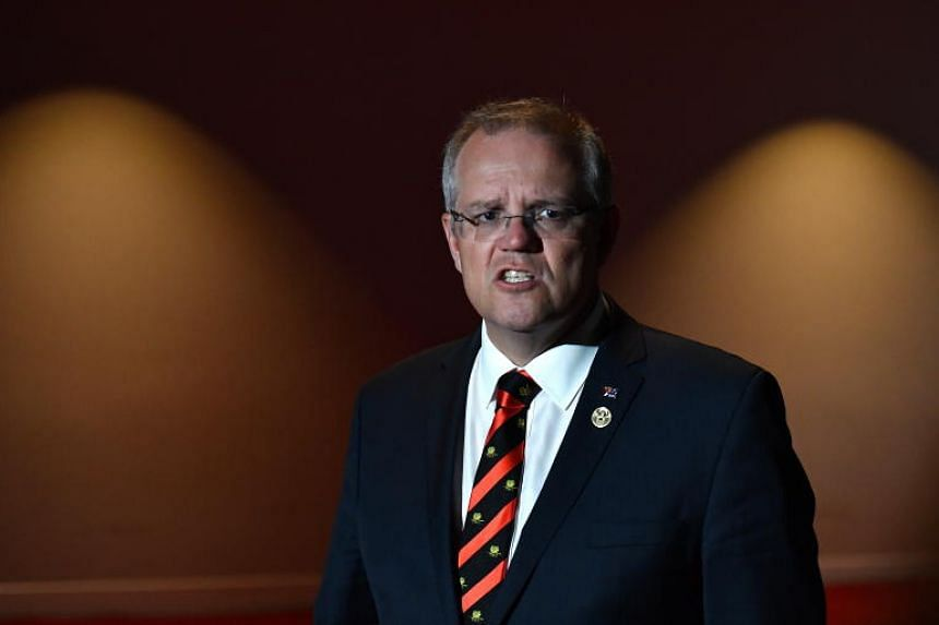"""Australia's Prime Minister Scott Morrison said that Muslim community leaders had a """"special responsibility"""" to counter """"the radical and dangerous ideology of extremist Islam""""."""