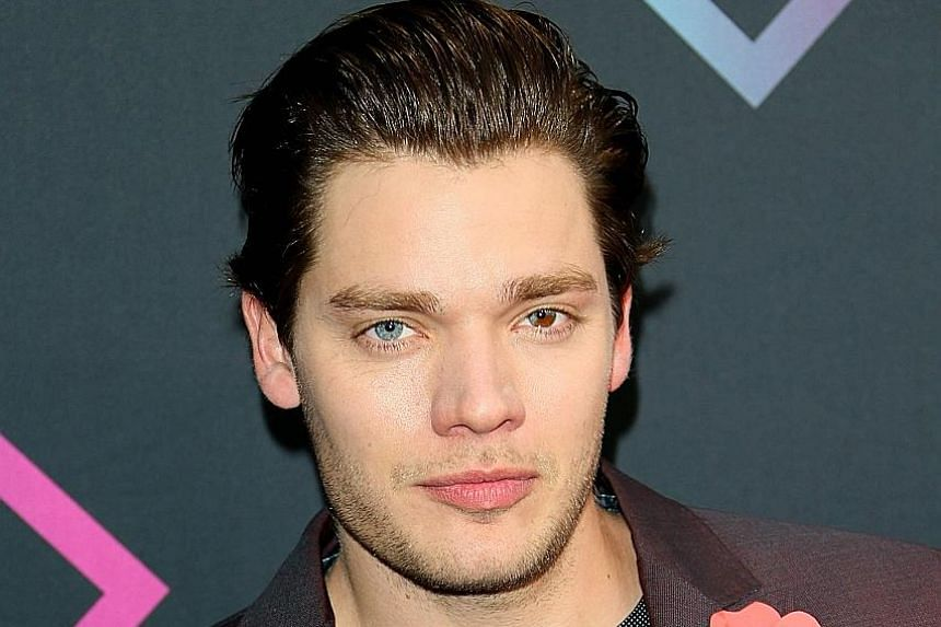 ACTOR DOMINIC SHERWOOD