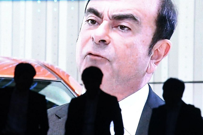 """Nissan-Renault chairman Carlos Ghosn, who was among the best-paid executives in both France and Japan, is accused of under-reporting income of about US$44 million (S$60.5 million) and misusing company funds at Nissan. According to NHK, Nissan paid """"h"""