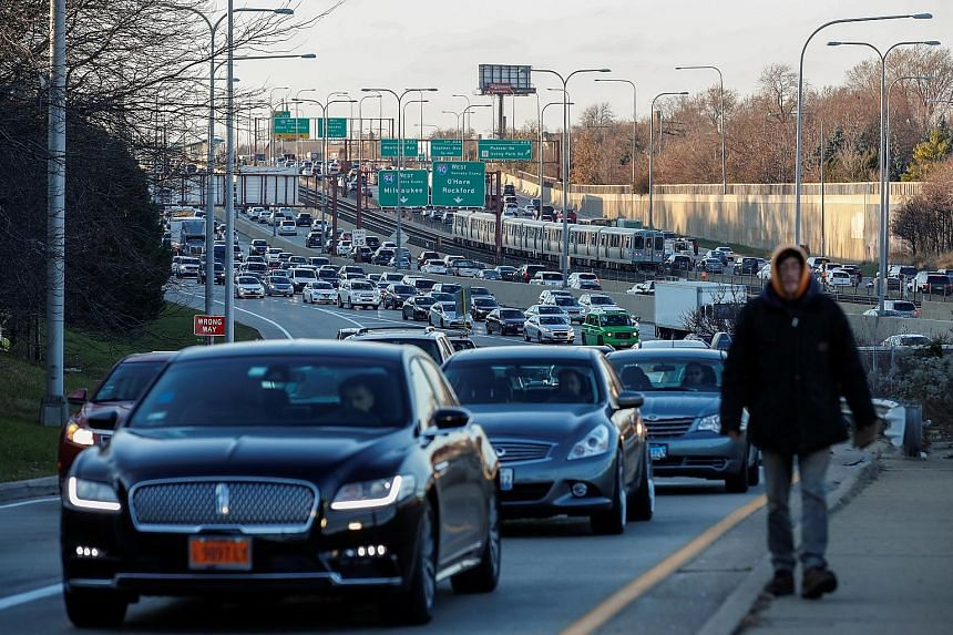 Drivers in San Francisco, New York City and Boston are likely to experience the worst delays, with their trips expected to take nearly four times longer, says transportation analytics firm Inrix.