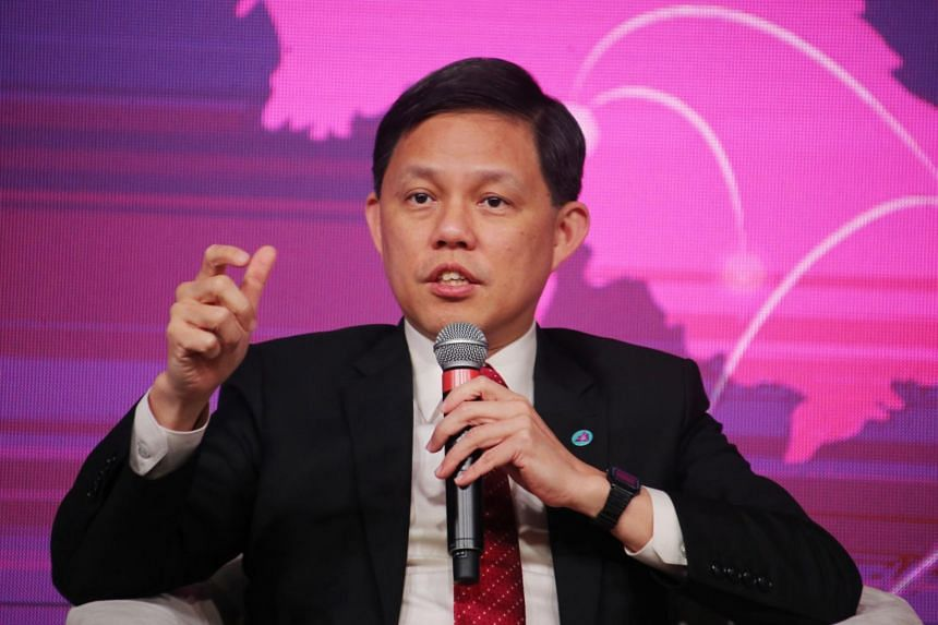 Trade and Industry Minister Chan Chun Sing noted that having leaders who can put aside their individual differences to work for a country's benefit is a key factor in the nation's success.