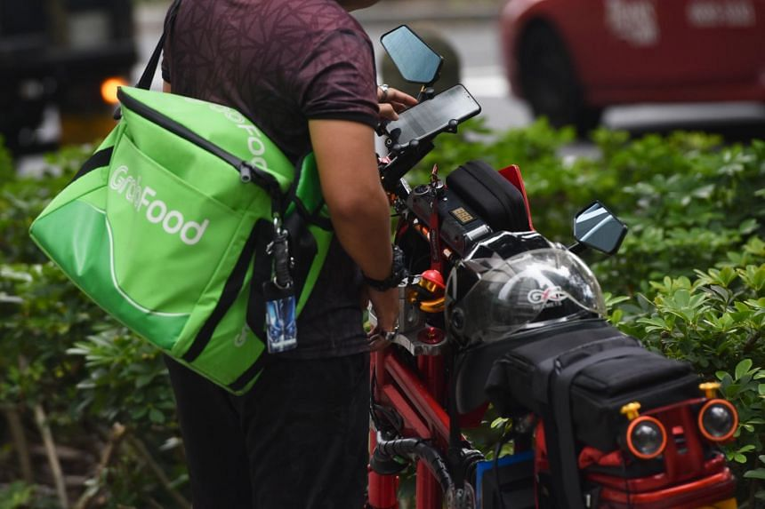 A Grab spokesman said on Nov 22, 2018, that it experienced a technical issue that affected food delivery service during lunchtime the day before.