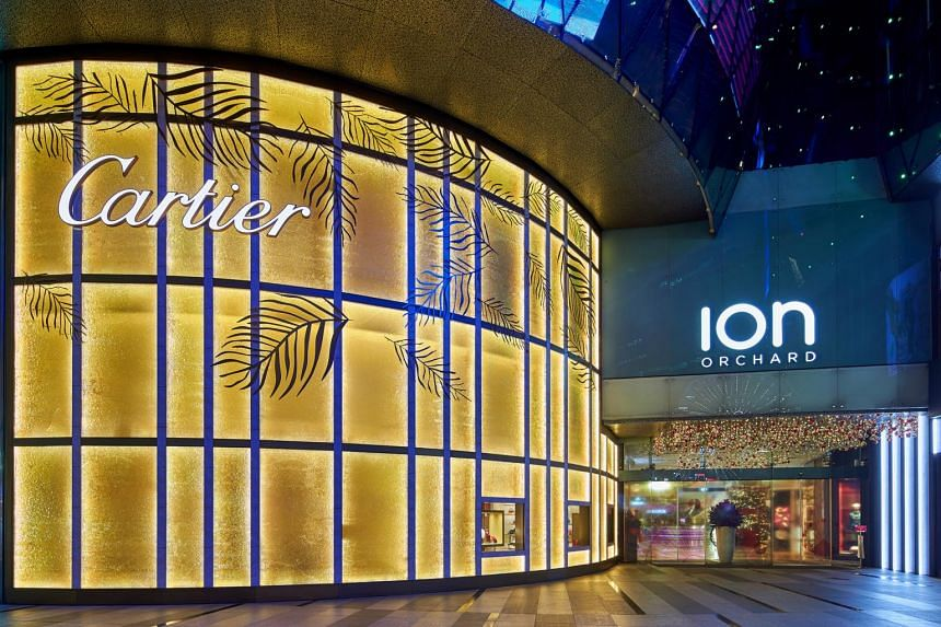 Cartier will celebrate the opening of the store with a big bash on Nov 23, 2018.