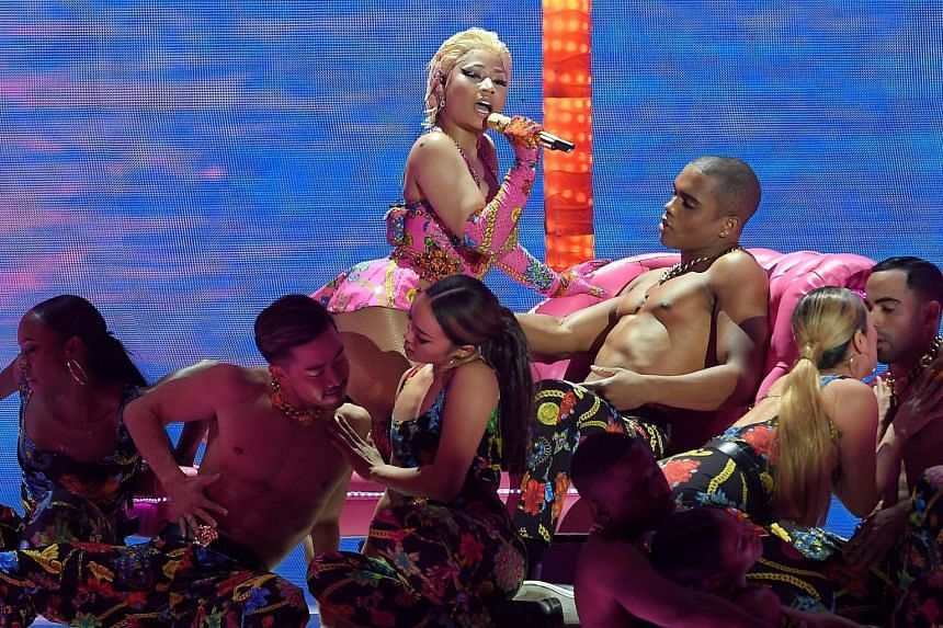Rapper Nicki Minaj was scheduled to perform as part of the two-day Djakarta Warehouse Project China music festival.