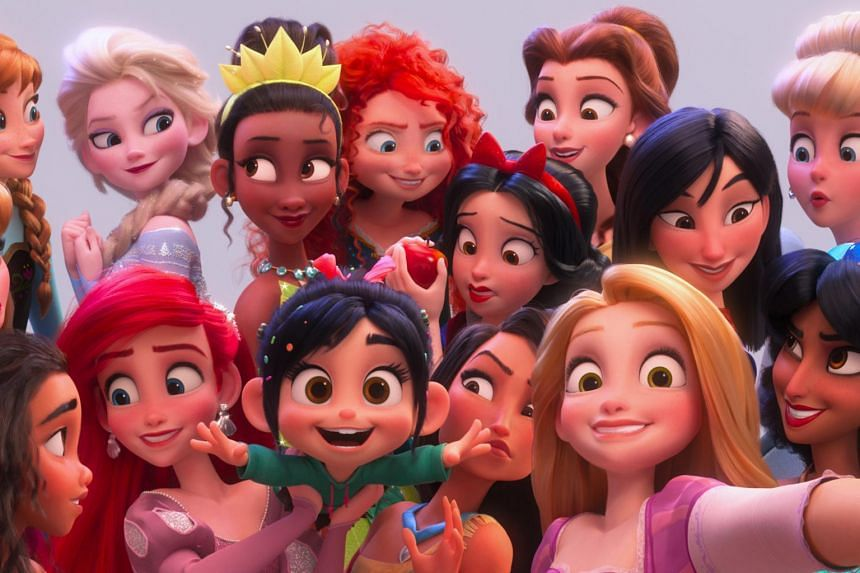 Ralph Breaks The Internet brings in all the elements that clicked in the 2012 original and updates it.