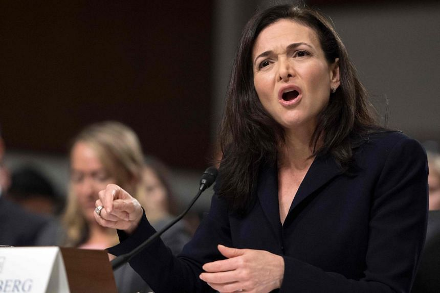 Facebook chief operating officer Sheryl Sandberg said she did not initially remember Definers when she read a New York Times story that detailed how Facebook had employed the firm.