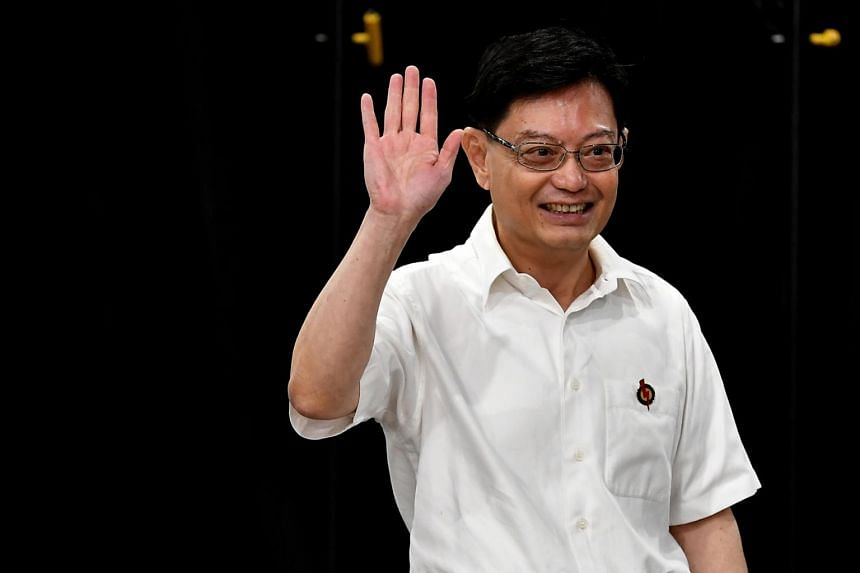 Sources say Finance Minister Heng Swee Keat is likely to be named the party's first assistant secretary-general.