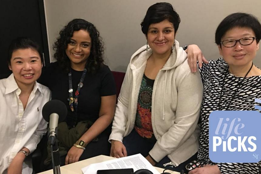 From left: Life Picks podcast host Melissa Sim is joined by ST journalists Anjali Raguraman, Akshita Nanda and Tan Hsueh Yun as they give you the best lifestyle tips this week.