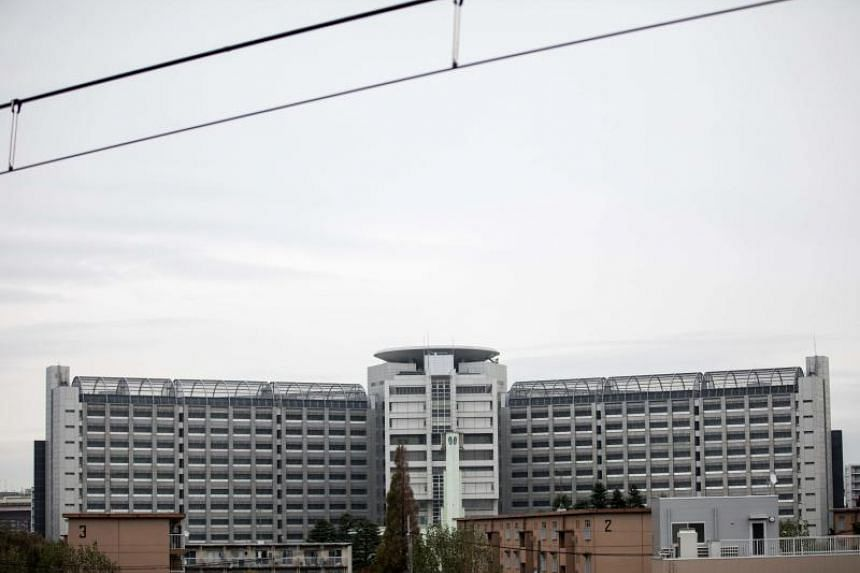 The Tokyo Detention House, where Nissan chairman Carlos Ghosn is being held, in Tokyo on Nov 22, 2018.