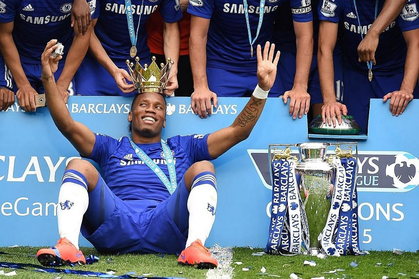 Didier Drogba has achieved much in his 20-year career, including four English Premier League titles with Chelsea, four FA Cups and the 2012 Champions League. He was also twice voted the African Footballer of the Year.