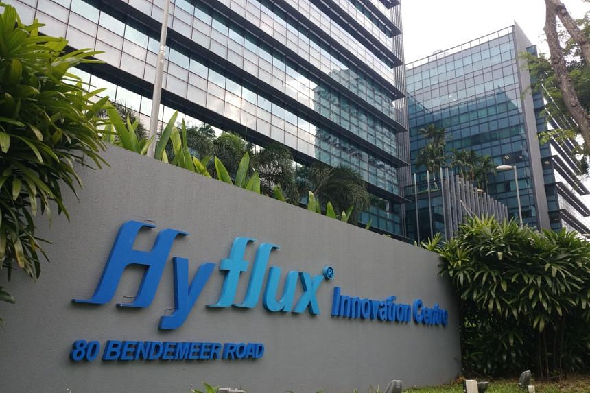 """Hyflux said that from time to time, the company will need to sound out the various stakeholders to ascertain """"which options and permutations may be viable""""."""