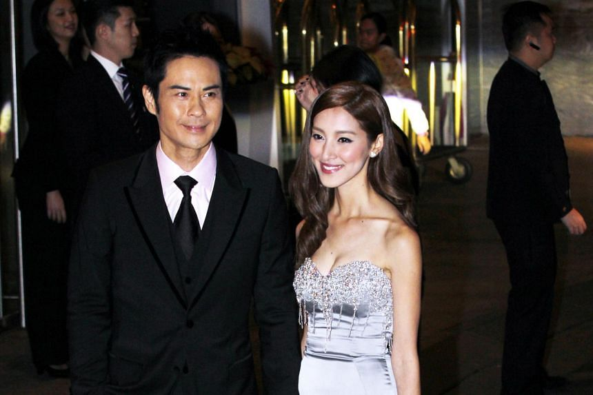 Hong Kong celebrity couple Kevin Cheng and Grace Chan are expecting their first child, after tying the knot in August.