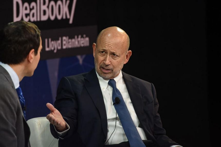 The New York Times reported that Goldman Sachs' then CEO Blankfein had a one-on-one encounter with Malaysian financier Low Taek Jho, but that was denied by the bank.