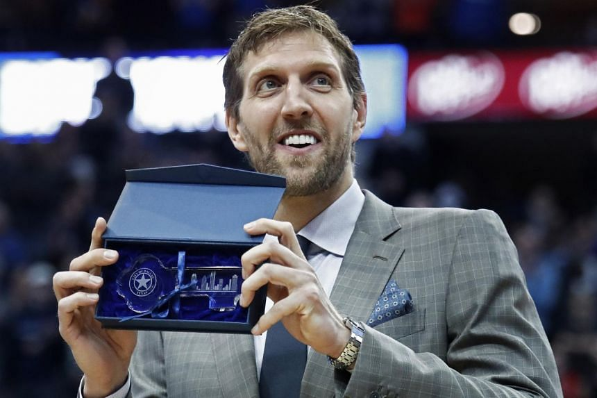 Dallas Mavericks player Dirk Nowitzki has been recovering from a surgery in April and hopes to make his season debut in December.