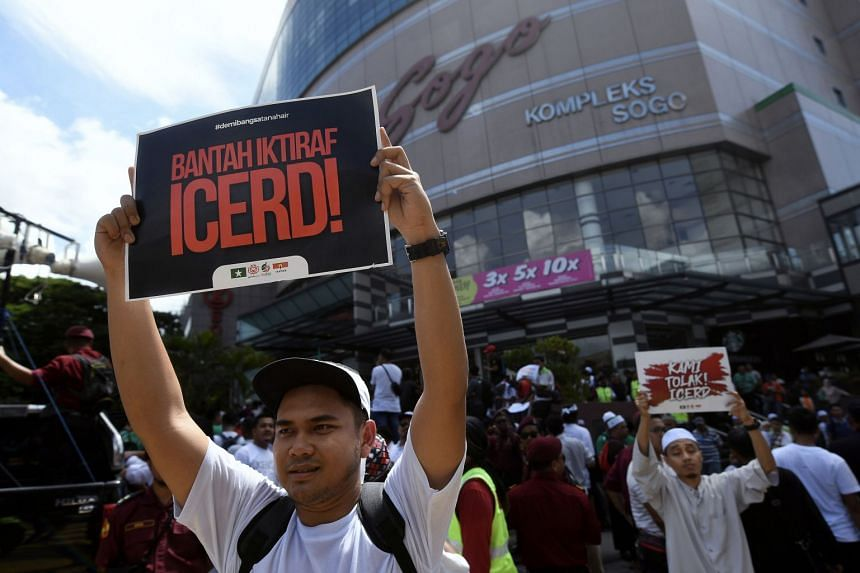 The debate over the International Convention on the Elimination of All Forms of Racial Discrimination (ICERD) grew louder in the weeks after Prime Minister Mahathir Mohamad spoke in September at the UN General Assembly.