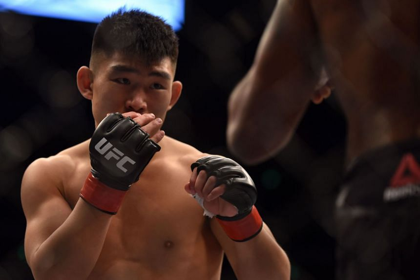 """MMA star Song Yadong has recently replaced """"The Terminator"""" as his fight name with """"The Monkey King"""", in reference to the mythical Chinese hero Sun Wukong."""