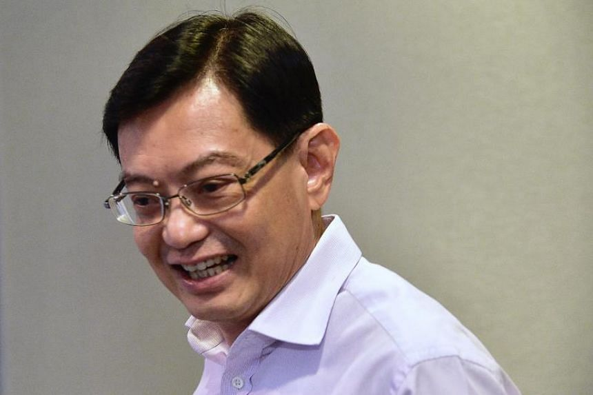 Mr Heng Swee Keat, 57, who is Finance Minister, is expected to be named deputy prime minister at some point in 2019.