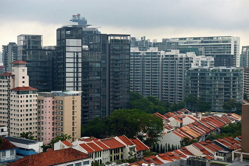 Households considering property purchases should carefully consider the impact of interest rate increases and the upcoming supply of new units in the medium term, said MAS.