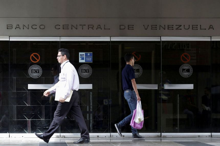 Venezuela's economy has been in free fall following the collapse of oil prices in 2014 and the unraveling of its socialist system.