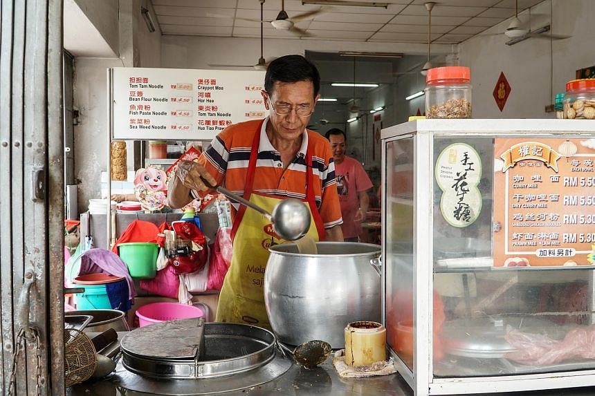 Coffee shops and eateries dating back to the 1950s help Ipoh maintain its rustic charm.
