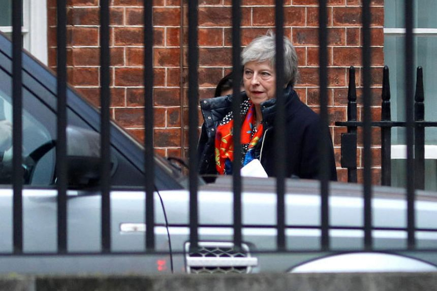 Between now and March 29, 2019, British Prime Minister Theresa May faces dozens of make-or-break votes in a Parliament split into myriad factions.