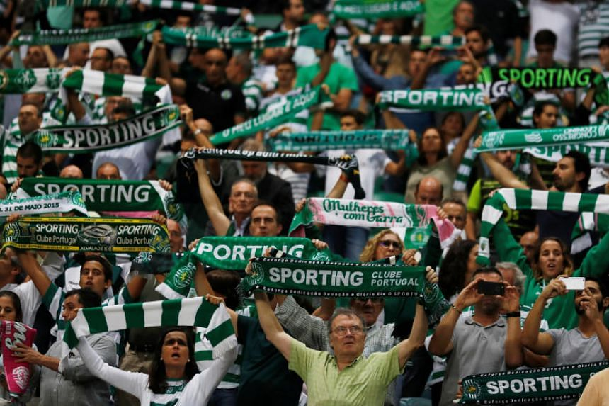 Football: Sporting Lisbon, the team that nurtured Cristiano ...