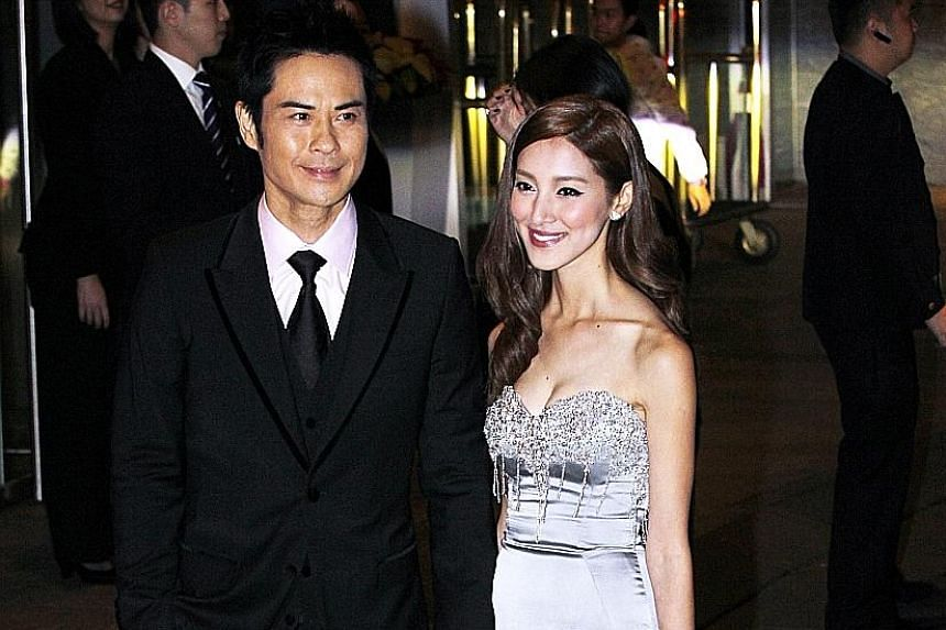 Actors Kevin Cheng and Grace Chan tied the knot in Bali in August.