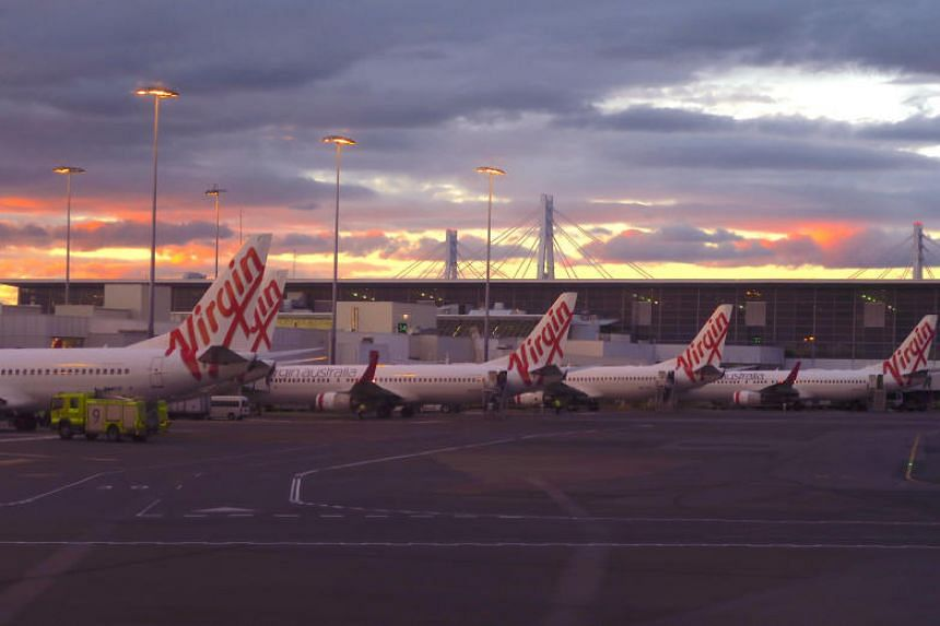 Virgin and Qantas airlines put on additional flights to clear the backlog of travellers stranded by the weather.