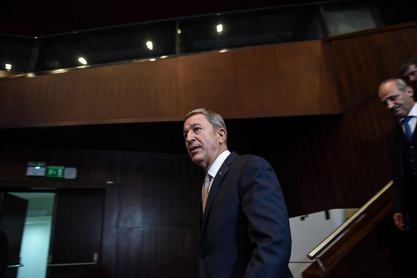Turkey's Defence Minister Hulusi Akar said the US plan to introduce observation posts in northern Syria would only further complicate the situation.