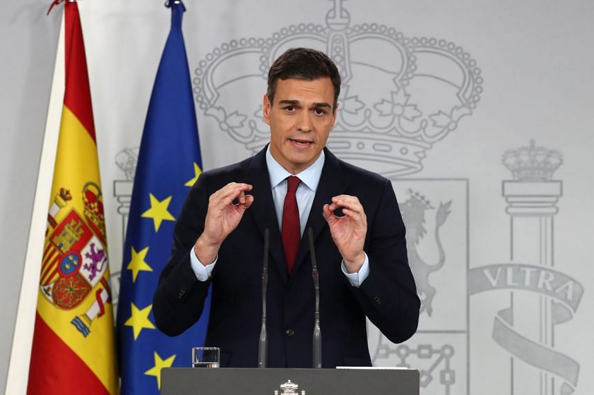 Spanish Prime Minister Pedro Sanchez said his government will back a Brexit deal with Britain after reaching an agreement on Gibraltar.