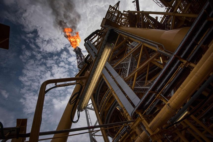 Oil supply, led by US producers, is growing faster than demand.