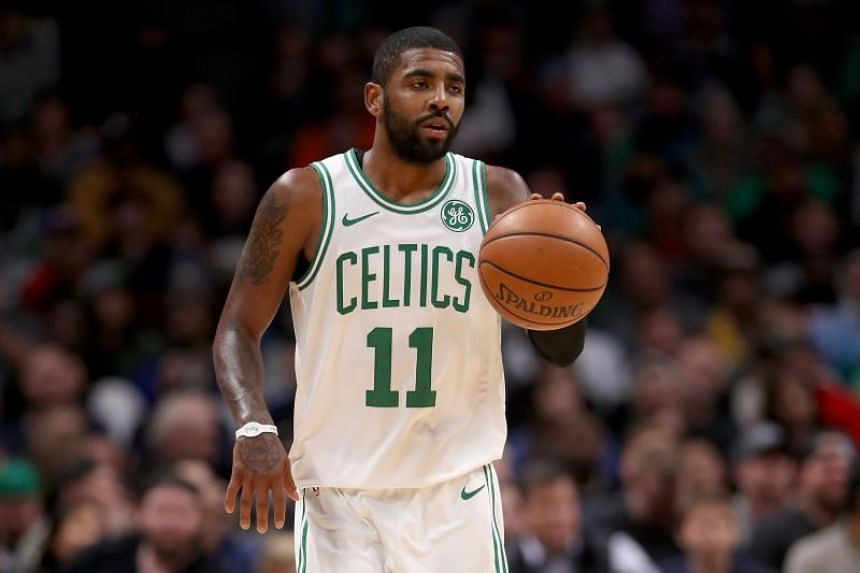 4f7a84afe64b Boston Celtics star Kyrie Irving said that he plans to leave the NBA by his  mid