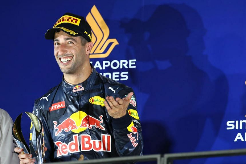 Formula One driver Daniel Ricciardo is gearing up for his 100th and last race with Red Bull, which will take place in Abu Dhabi on Nov 25.